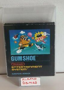 Gum Shoe NES Spiel Bienengräber komplett mit kleiner OVP und Anleitung  C3984