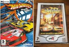hot wheels beat that & super taxi driver   new&sealed