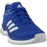adidas Speed Trainer 4  Casual Baseball  Shoes - Blue - Mens