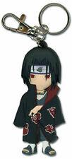 Naruto Authentic Anime Keychain Akatsuki Member Itachi Uchiha Key Chain