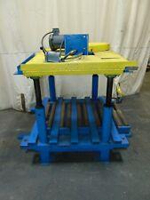1 Hp Mechanical Conveyor Screw Press Machine