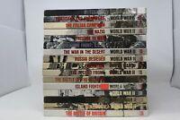 Lot of 16 World War II Time Life Books -  Hardcover