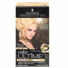Schwarzkopf Color Ultime ICONIC BLONDES Hair Color #15.0 EXTREME LIGHTENER