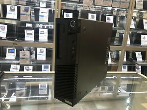 PC DE BUREAU Lenovo M93P i5-4570  3.2GHZ 8GO DDR 3 500GO DVD-RW GT 620  Win 10