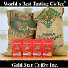 World's Best Tasting Coffee from Gold Star - 4 lb Hawaii Hawaiian Kona Fancy