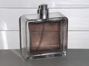 EUPHORIA CALVIN KLEIN Men's eau de Toilette Spray EDT 3.3 oz, 100 ml