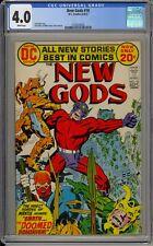 NEW GODS #10 - CGC 4.0 - THE DOOMED DOMINION - 2105224025