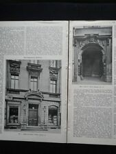 1913 Straßburg Voltairestraße