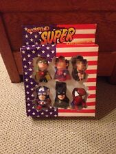 World Super Heroes Playset Collection