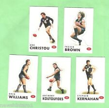 1996 AFL CARLTON  BLUES  SELECT  STAND UP CARDS