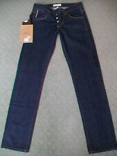 MENS NOBODY 'SELVE DUNGAREE' JEANS - BNWT - SIZE 29