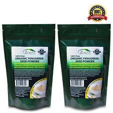 Fenugreek Seed Powder 1 lb Organic (Trigonella foenum-graecum) Premium 100% Pure