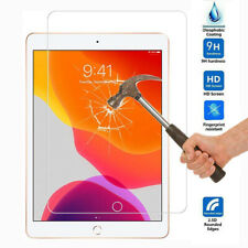 "Tempered Glass Screen Protector For iPad 10.2"" 2019 9.7"" Pro Air 10.5"" Mini 5 4"
