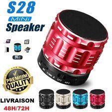 Bluetooth Sans Fil Haut-parleur Enceinte Mini Speaker Portable pour Smartphone