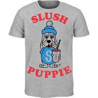 Mens Slush Puppy T Shirt Retro Vintage Classic Drink Summer Festival Tee Womens