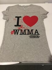 I Love Women's MMA Shirt from Intimidation Clothing - I Love WMMA - XXL