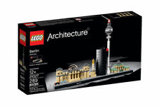 Architecture Multi-Coloured LEGO Complete Sets & Packs