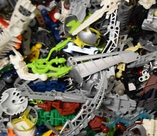 LEGO 1/2lb BIONICLE/HERO FACTORY Bulk Pound Lot-SANITIZED-Masks Weapons Body
