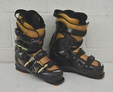 Rossignol Soft Hybrid Downhill Ski Boots US Women's 9.5 MDP 26.5 Fast Shipping