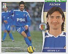 159 PACHON ESPANA GETAFE.CF STICKER LIGA ESTE 2007 PANINI