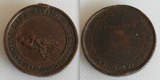 Collectable Royal Life Saving Society Medal - J Knox Sept 1926 - Missing Loop