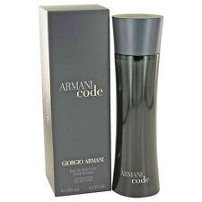 Armani Code Cologne for Men  2.5 oz Eau De Toillette Spray  by Giorgio Armani