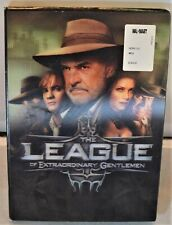 The League of Extraordinary Gentlemen (Dvd, 2003, Full Frame:) Pre Owned
