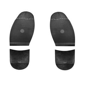 1 Pair Shoe Repair Replacement Rubber Heels and Soles