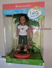 """NEW IN BOX American Girl Lea Adventure 6.5"""" Mini Doll wearing Hiking Outfit"""