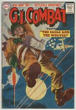 G.I. Combat #44 January 1957 VG/FN Grey Tone cover, 1st DC issue
