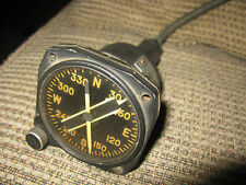 Vintage 1944 US Navy Magnesyn Indicator Compass