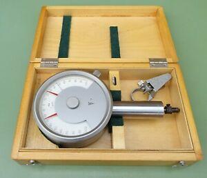 Feinzeiger Ø 120 mm 0,001 1µm Feinmessuhr Präzisions Messuhr Präzisionsmessuhr