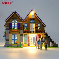 LED Light Up Kit For LEGO 41369 Friends Series Mia's House Lighting Friends Mia