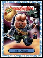 2004 Topps Garbage Pail Kids Series 2 Gold Foil Card #F17b-Clark Can/'t