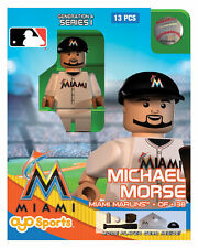 Michael Morse OYO Miami Marlins MLB Mini Figure NEW G4