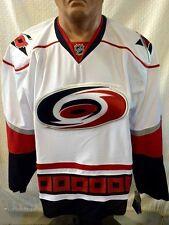 Reebok Authentic NHL Jersey Carolina Hurricanes Team White sz 60