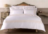 Henry Christy Knightsbridge Standard Pillowcase Pair 100% Cotton