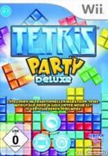 Nintendo Wii Tetris Party Deluxe * como nuevo