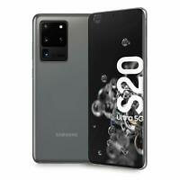 Samsung Galaxy S20 Ultra 5G Cosmic Gray, Nano SIM+eSIM, 128GB 12GB