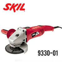 """Skil 9330-01 4 1/2"""" Angle Grinder with Metal Front End, NEW w/Full Warranty"""
