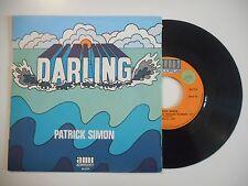 PATRICK SIMON : DARLING ♦ 45 TOURS PORT GRATUIT ♦