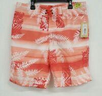 Roundtree & Yorke Caribbean Coral Fern Men's Swimwear NWT $59.50 Choose Size