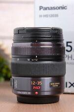 Panasonic LUMIX G X Vario 12-35mm f/2.8 Power O.I.S. Aspherical AF NCS Lens