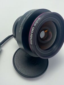 Rodenstock SINARON 55mm f/4.5 digital Lens 95° Schneider Electronic Shutter 0