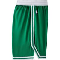 NUOVI PANTALONCINI/SHORTS -BASKET NBA-BOSTON CELTICS-IRVING-TATUM-HORFORD-VERDI