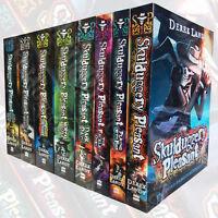 Skulduggery Pleasant Collection Derek Landy 8 Books Set Faceless Paperback New