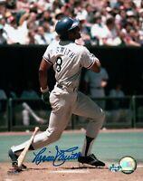 Reggie Smith Signed 8X10 Photo Autograph LA Dodgers Road Power Swing Auto COA