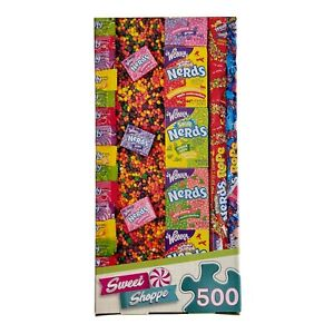 Master Pieces Sweet Shoppe Nestle Nerds For Life Jigsaw Puzzle, 500 Pieces