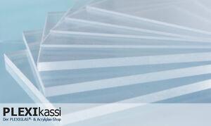 Acrylglas klar, Überdachung-Verkleidung 2 mm - 10 mm W kostenloser Versand