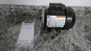 Dayton 5K192BG 1/3 HP 1725 RPM 115/208-230VAC Cap-Start General Purpose Motor